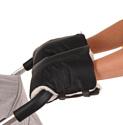 BAMBOLA Муфты-варежки на липучках (Лайт) Черные