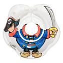 FLIPPER Круг на шею для купания малышей ПИРАТ 3D-дизайн