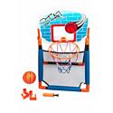 Баскетбольный щит Bradex 2 в 1 с креплением на дверь DE 0367