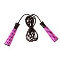 Скакалка Body Form BF-JR08 black/pink