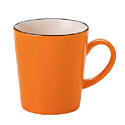 Кружка Porceline Gusto 250 мл orange M099OR