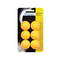 Мяч для настольного тенниса Donic Schildkrot Prestige 2* 6 шт orange