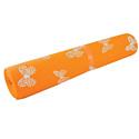 Гимнастический коврик для йоги, фитнеса Atemi AYM01PIC 173х61х0,4 см orange picture
