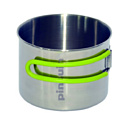 Кружка Pinguin Mug Steel 0,5L