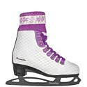 Коньки фигурные Powerslide Elle 902119/37 White/Purple р-р 37