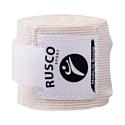Бинт боксерский Rusco 4,5 м white