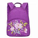 Городской рюкзак GRIZZLY RL-859-2 /3 purple peas