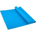 Гимнастический коврик для йоги, фитнеса Starfit FM-101 PVC blue (173x61x0,8)