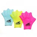 Аква-перчатки-лопатки силиконовые Zez Sport SP01-CR-5