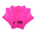 Аква-перчатки-лопатки силиконовые Zez Sport SP01-RT5 pink