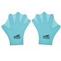 Аква-перчатки-лопатки силиконовые Zez Sport SP01-RT5 blue