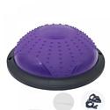 Тренажер баланса с эспандером Zez Sport BuBs-45M purple