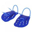 Лопатки для плавания Zez Sport SP01-M blue