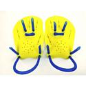 Лопатки для плавания Zez Sport SP01-S yellow