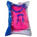 Лопатки для плавания Zez Sport SP01-S pink