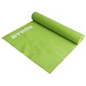 Гимнастический коврик для йоги, фитнеса Atemi AYM01GN 179х61х0,4 см green