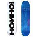 Дека для скейтборда Union Boards Team white/black 31.875 x 8.25