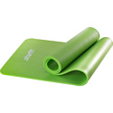 Гимнастический коврик для йоги, фитнеса Starfit FM-301 NBR green (183x58x1,0)