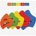 Лопатки для плавания TYR Catalyst 2 Training Paddles LVC2/999 Multicolor р-р XXS