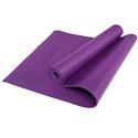 Гимнастический коврик для йоги, фитнеса Starfit FM-103 PVC HD purple (173x61x0,6)