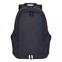 Городской рюкзак GRIZZLY RQ-004-1 /2 black/blue
