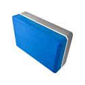 Блок для йоги Body Form BF-YB04 blue/grey