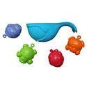 Игрушка PlayGo Набор формочек для игры в ванной 24025