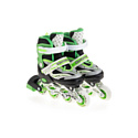 Роликовые коньки Mondays 8101-S-GN green/white/black р-р 30-33 (S)