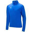 Джемпер тренировочный Jogel Camp Training Top 1/4 Zip blue р-р XXL