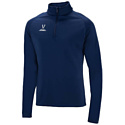 Джемпер тренировочный Jogel Camp Training Top 1/4 Zip navy blue р-р M