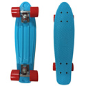 Penny board (пенни борд) Display Light blue/red