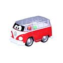 Bburago Машинка BB Junior Volkswagen Samba Poppin bus 16-85109