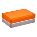 Блок для йоги Bradex SF 0731 orange