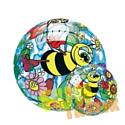 """DEMA-STIL Мяч """"Влюбленные пчелки"""",23 см, DS-PP 057"""