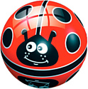 "DEMA-STIL Мяч ""Божья коровка на поле"",14 см, DS-PP 009/14 Мяч"