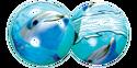 "DEMA-STIL Мяч ""Дельфины"", 14 см, DS-PP 010"