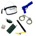 """Essa, Китай Игровой набор """"Полиция"""", 268"""