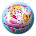 """Essa, Китай Мяч """"Принцесса и лошадь"""", 23 см, 2607"""