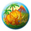 """Essa, Китай Мяч """"Динозаврик"""", 23 см, 2609"""