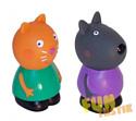 """Peppa Pig, Китай Игровой набор Peppa Pig """"Кенди и Денни"""", 10см, 28792"""