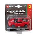 """BBurago, Италия Машинка металлическая BBURAGO """"Ferrari 430 Scuderia"""" 1:43, 18-36001(4)"""