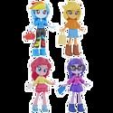 """Hasbro, Китай Игровой набор My Little Pony """"Девочки Эквестрии с нарядами"""" (в ассортименте), E3134"""