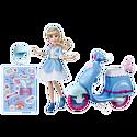 """Hasbro, Китай Игровой набор HASBRO Принцесса Дисней Комфи """"Скутер"""", E8937"""