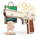 """ARMA Toys, Россия Игрушка деревянная Arma Toys Резинкострел Пистолет """"Desert Eagle"""", AT010"""