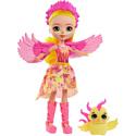 "Enchantimals, Голландия Мини-кукла Enchantimals ""Феникс Фалон"" с питомцем (15 см), GYJ04"