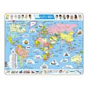 """Larsen, Норвегия Larsen """"Карта мира"""", 107 элементов, K1-RU"""