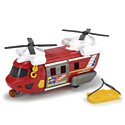 """Dickie, Китай Игровой набор Dickie Toys """"Спасательный вертолет"""" со светом и звуком, 30 см, 203306009"""