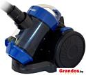 Ginzzu VS428 (черный/синий)
