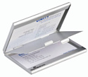 Визитница Durable Business Card Box Duo 55х90 мм (20 визиток)