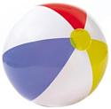 Мяч надувной 4-цветный, 51 см Intex 59020